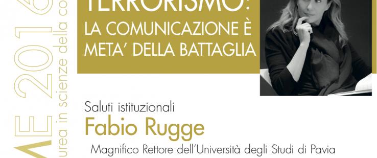 La presidente della RAI, Monica Maggioni, inaugura l'anno accademico di CIM e CPM