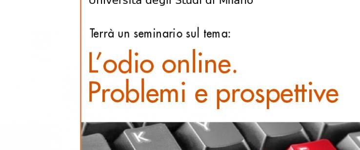 Giovanni Ziccardi ospite all'interno del corso di Etica e deontologia della comunicazione