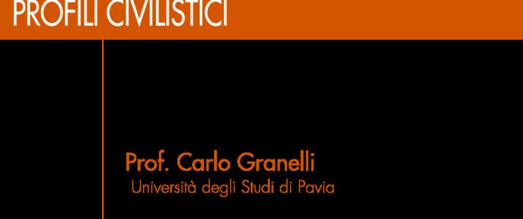 IL MONDO DEI MEDIA ALLA PROVA DELLA PROTEZIONE DEI DATI PERSONALI: PROFILI CIVILISTICI – Incontro con Roberto Lattanzi
