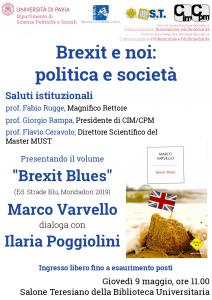 Brexit e noi politica e società